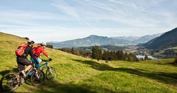 Regeln beim Mountainbiken