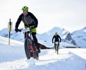 Das Snow Bike Festival in Gstaad
