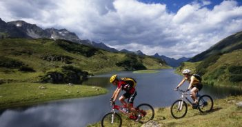 Mountainbikerevier am Arlberg
