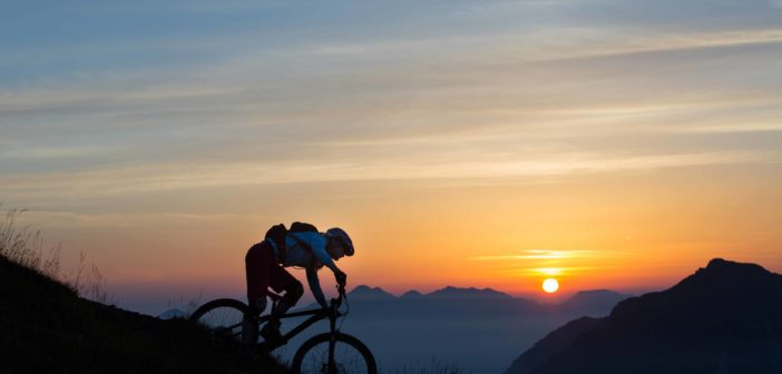 Mountainbike-Paradies auf dem Kärntner Nassfeld